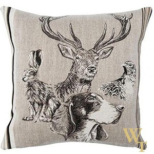 Forest Spirit Cerf Cushion Cover