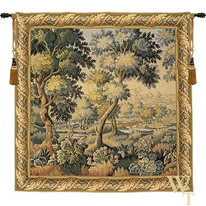 Foret de Compiegne  Tapestry
