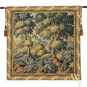 Foret de Fontainebleau  Tapestry