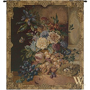 Fruit and Flowers Tapestry
