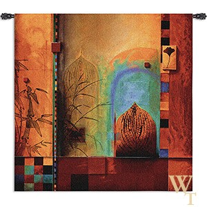 Garden Ensemble Tapestry