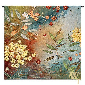 Gardens in the Mist Tapestry
