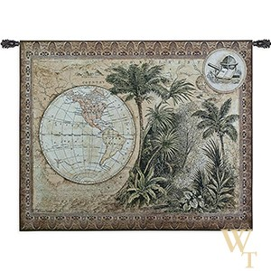 Global Safari Tapestry