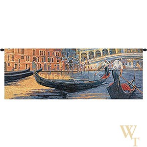Gondola Ride Tapestry
