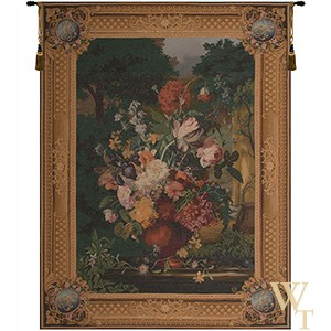 Grand Bouquet Flamand Tapestry