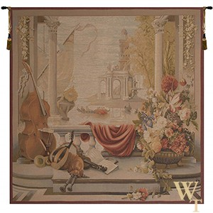 Grand Harbor II Tapestry