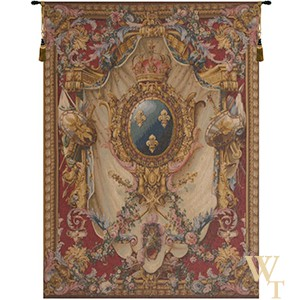 Grandes Armoiries Tapestry