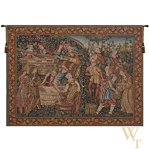 Grandes Vendanges Tapestry