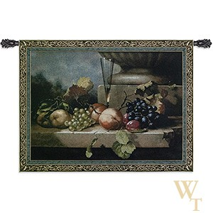 Grapes of Venice Tapestry