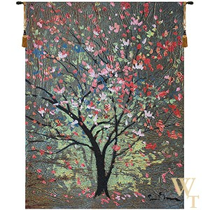 Hopefull Tree - Simon Bull Tapestry