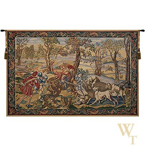 Hunt of the Boar Tapestry