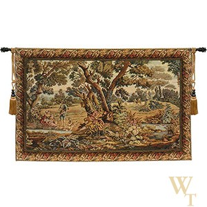 Hunters Resting Tapestry