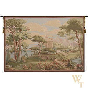 Jardin Panoramique Grande Tapestry