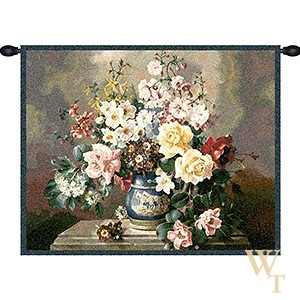 Jolly Bouquet Tapestry