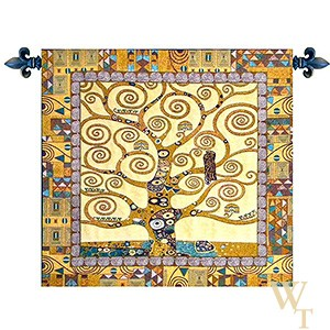 Klimt Tree Of Life II