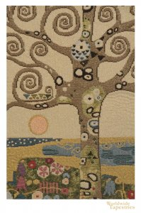 Klimt Tree of Life III