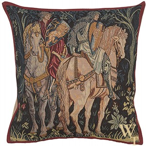 Knights of Camelot Cushion Cover
