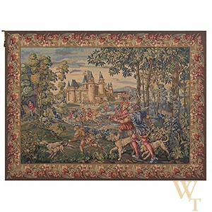 La Chasse Tapestry