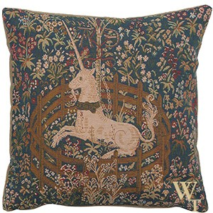 La Licorne Captive I Cushion Cover