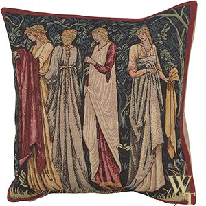 Ladies of Camelot Cushion Cover