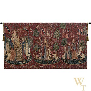 Lady and the Unicorn Series I Tapestry