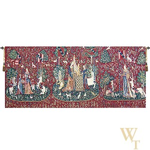 Lady and the Unicorn Series II Tapestry