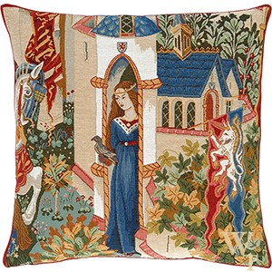 Lady of Camelot Cushion Cover