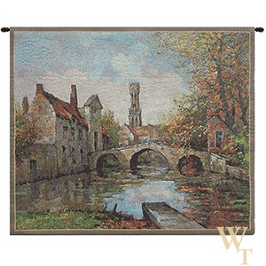 Lake of Love Tapestry