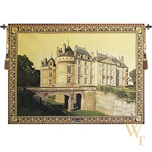 Le Lude Castle Tapestry
