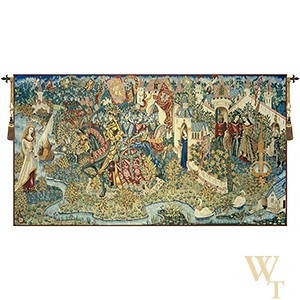 Legend of King Arthur Tapestry