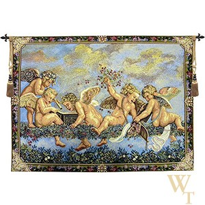 Les Angelots Tapestry