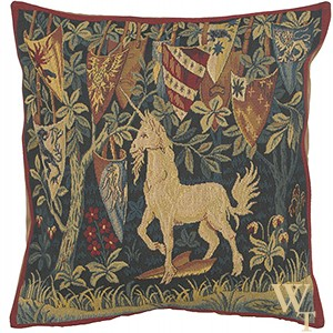 Licorne Heraldique Cushion Cover