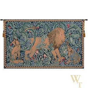 Lion (The Forest) Tapestry