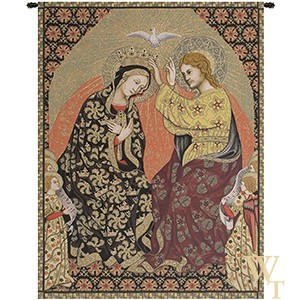 Madonna's Coronation Tapestry