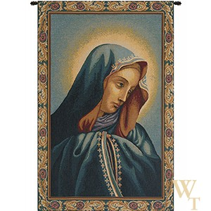 Mater Dolorosa Tapestry