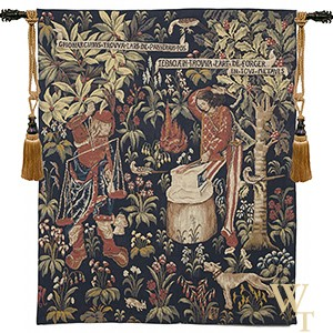 Medieval Forger Tapestry