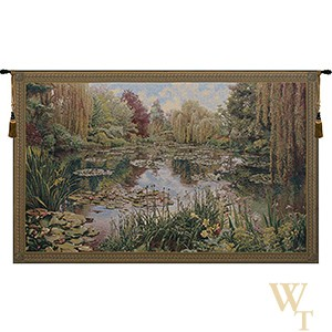 Monet Lake Giverny I Tapestry