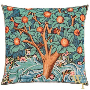 Morris Fruit Tree Cushion Cover
