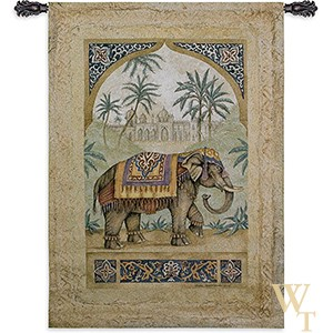 Old World Elephant I