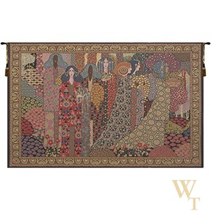 One Thousand and One Nights Tapestry