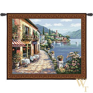 Overlook Cafe Tapestry