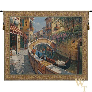 Passage to San Marco Tapestry