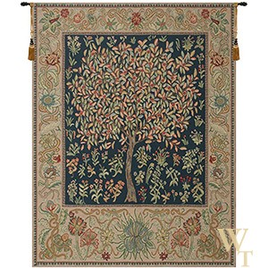 Pastel Tree of Life Tapestry