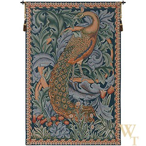 Peacock (The Forest) Tapestry