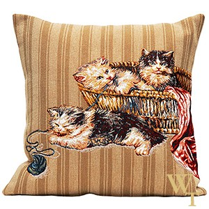 Pelotte Cushion Cover