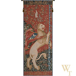 Portiere Lion Tapestry