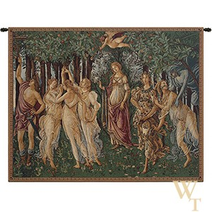 Primavera (Allegory of Spring) I - Botticelli Tapestry