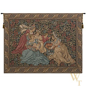 Princess Tapestry
