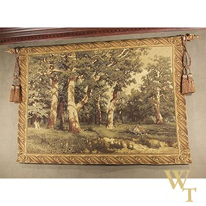 Receptive Woods Tapestry