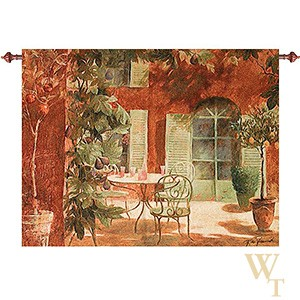 Rendezvous Provencial Tapestry